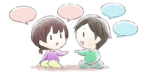 2人で話し合う時間はとても大切