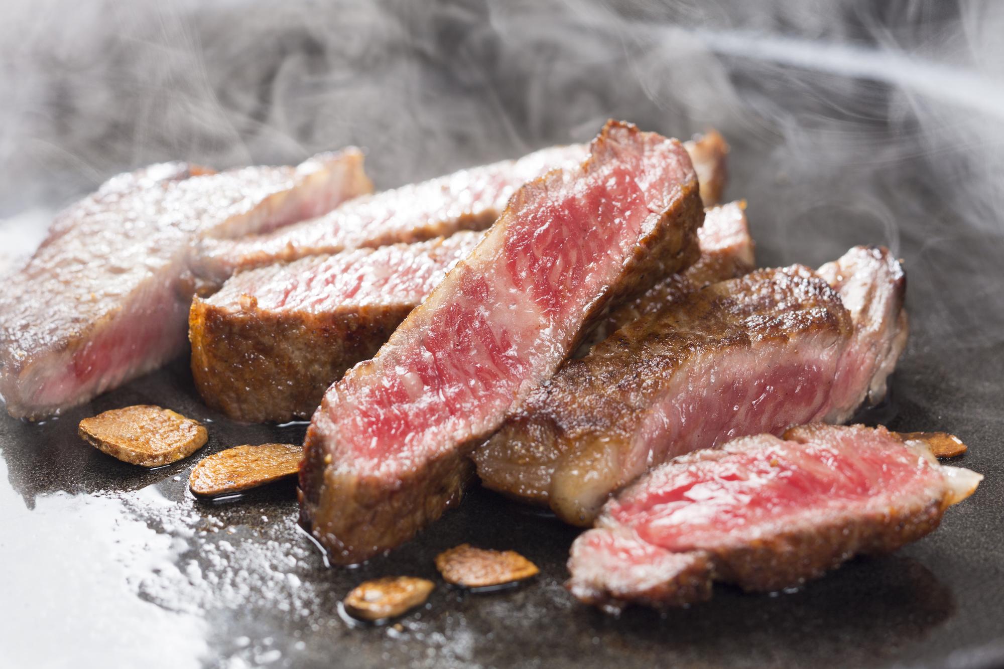 タンパク質を含む主な食べ物_肉