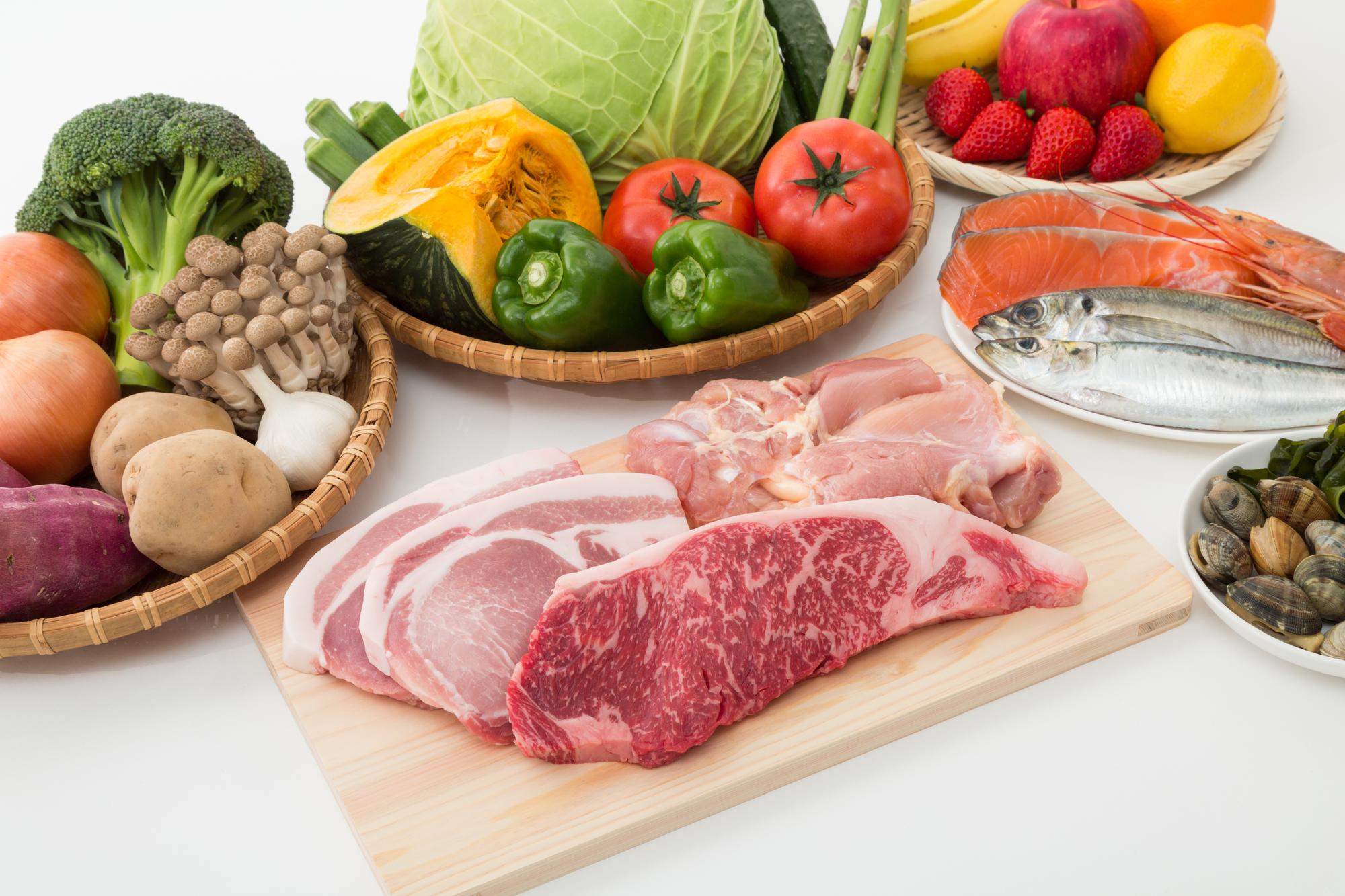 妊 タンパク質 活 食べ物